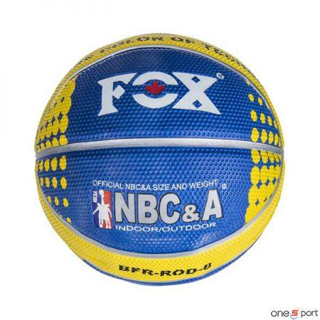 خرید توپ بسکتبال فاکس