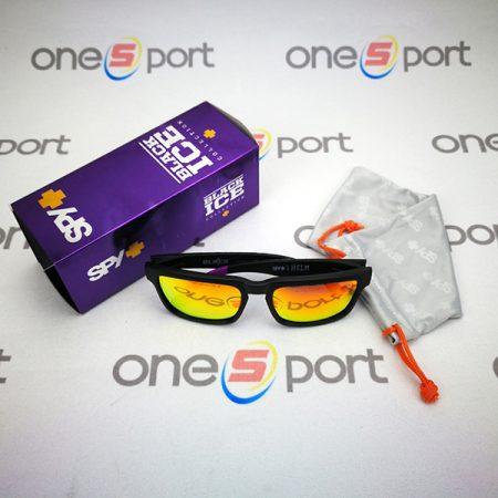 عینک آفتابی +SPY مدل HELM | مشکی-بنفش