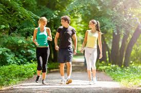 پیاده روی برای سلامت قلبی
