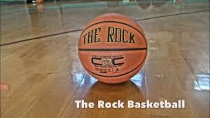 توپ بسکتبال THE ROCK