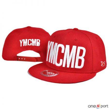 کلاه کپ قرمز YMCMB
