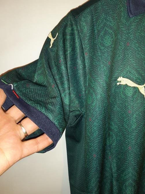لباس سبز ایتالیا 2020