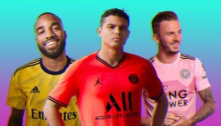 زیباترین کیت های فوتبال 2020