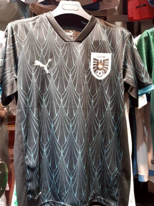 لباس یورو اتریش