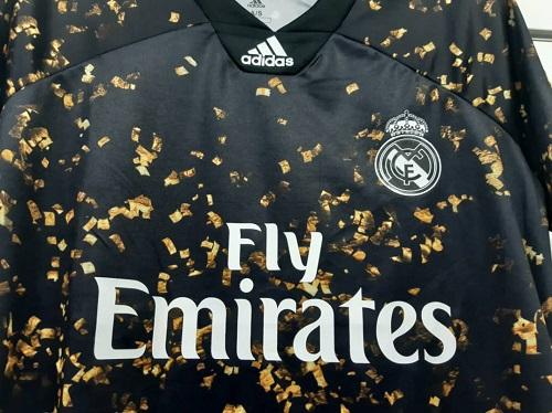 خرید لباس چهارم رئال مادرید