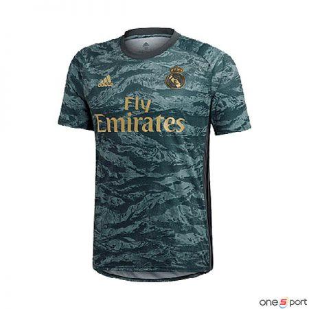 لباس دوم دروازه بانی رئال مادرید 2020