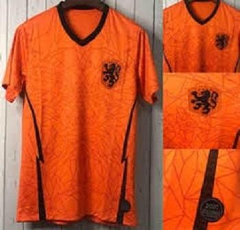 پیراهن هلند یورو 2020