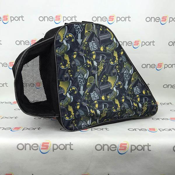کیف اسکیت بچگانه طرح دار   چند رنگ