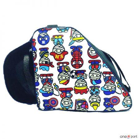 کیف اسکیت بچه گانه طرح دار