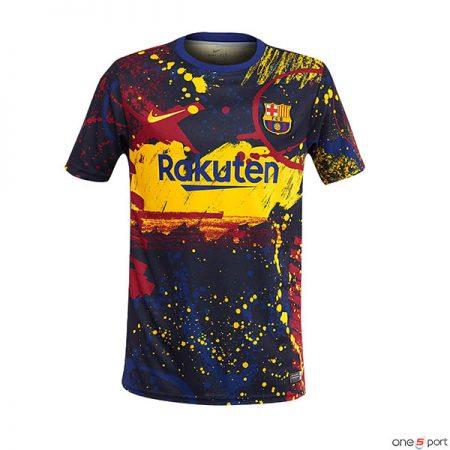 لباس پیش مسابقه بارسلونا 2020