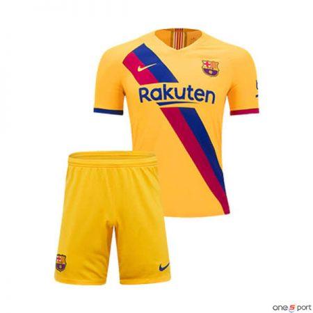 کیت دوم بارسلونا 2020