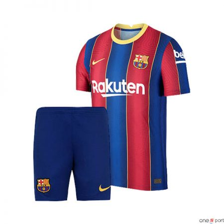 کیت اول بارسلونا 2021