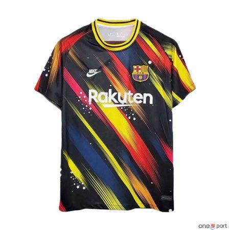 لباس بارسلونا تمرینی 2021