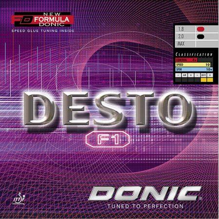 رویه راکت دونیک DESTO F1