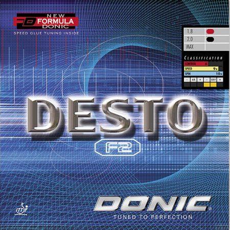 رویه راکت دونیک DESTO F2