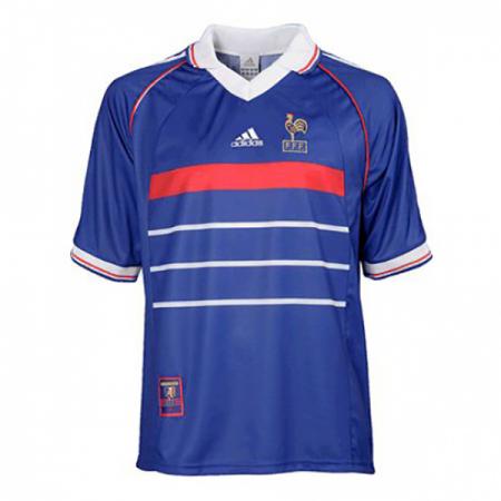 لباس کلاسیک فرانسه جام جهانی 1998
