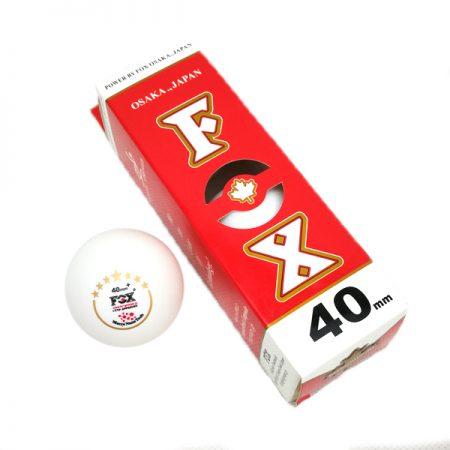 توپ پینگ پنگ فاکس 7 ستاره بسته سه عددی