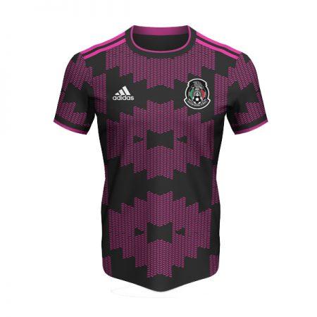 لباس اول مکزیک 2021