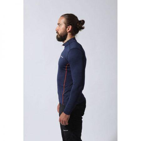 پوشش لایه اول تابستانه Montane مدل dart zip neck4