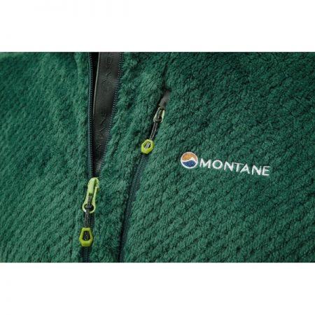 ژاکت لایه میانی کلاه دار Montane مدل Wolf Fleece Hoodie2