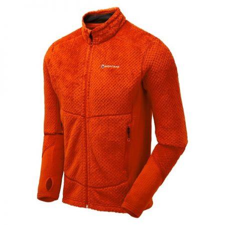 ژاکت لایه میانی کلاه دار Montane مدل Wolf Fleece Jacket11