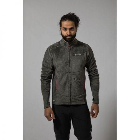 ژاکت لایه میانی کلاه دار Montane مدل Wolf Fleece Jacket15