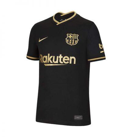 لباس پلیری دوم بارسلونا 2021