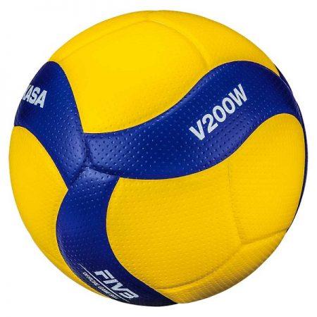 توپ والیبال میکاسا مدل V200Wهای کپی