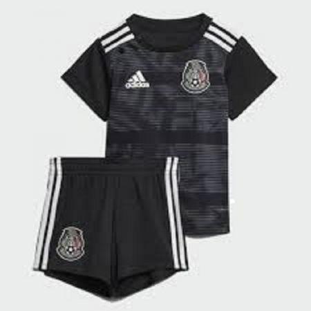 کیت مشکی بچگانه مکزیک2021