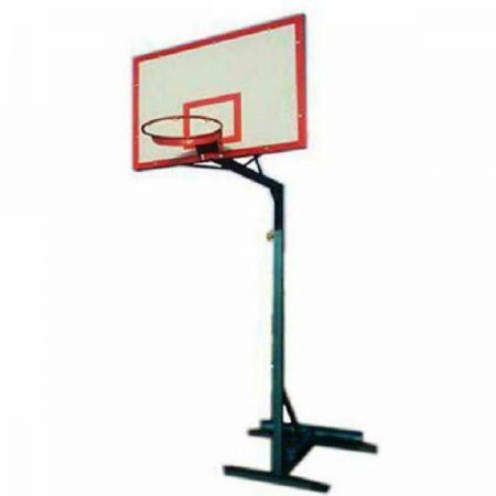 پایه بسکتبال چرخ دار