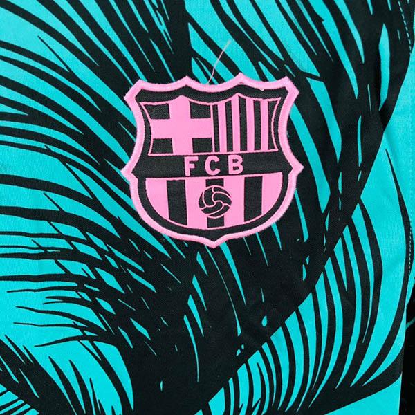 لباس تمرین بارسلونا 2021