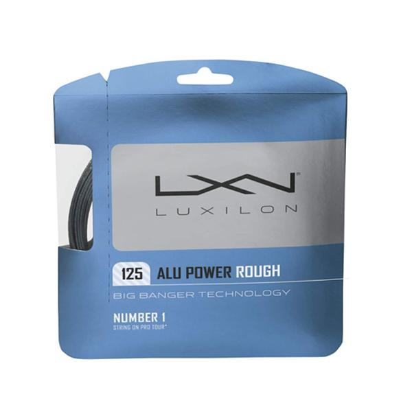 زه ست تنیس لوکسیلون سری ALU Power 125 Rough