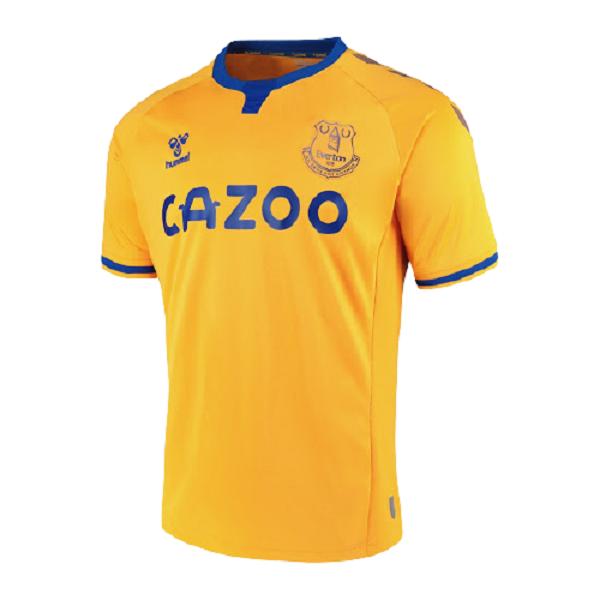 لباس پلیری دوم اورتون 2021-پیراهن تک
