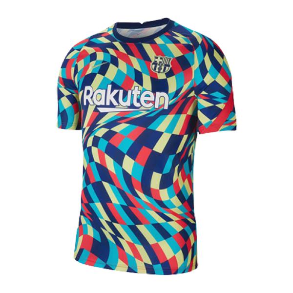 لباس پیش از مسابقه بارسلونا 2021