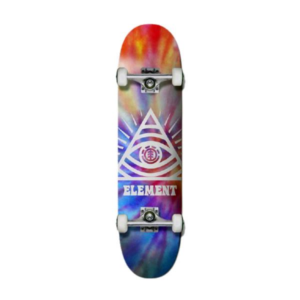 اسکیت برد کامل Element طرح Eye Trippin