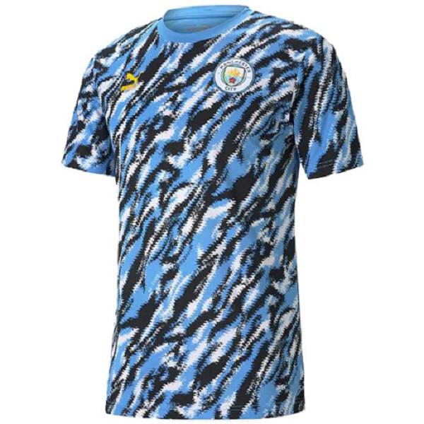 لباس فوتبال تمرینی منچستر سیتی پلیری