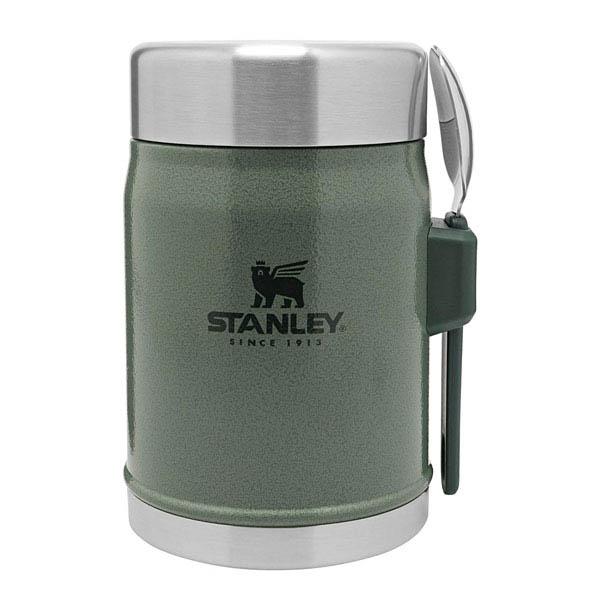 فلاسک غذای استنلی 400 میلی لیتر با قاشق STANLEY CLASSIC LEGENDARY FOOD JAR + SPORK