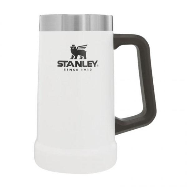 لیوان دسته دار 700 میلی لیتری مدل Stanley - Adventure Big Grip Beer Stein