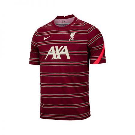 لباس تمرین لیورپول 2022   نسخه پلیری
