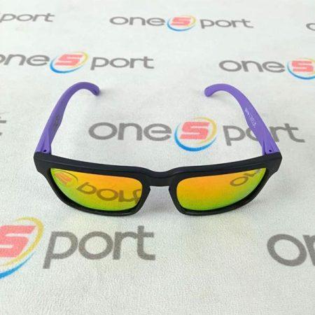 عینک آفتابی +SPY | بنفش طرح دار