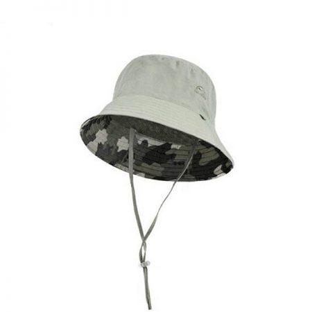 کلاه کمپ و طبیعت گردی نیچرهایک NATUREHIKE HT08 OUTDOOR UV PROTECTION FISHMAN HAT NH18H008-T
