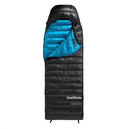 کیسه خواب NATUREHIKE CW400 MUMMY GOOSE DOWN SLEEPING BAG