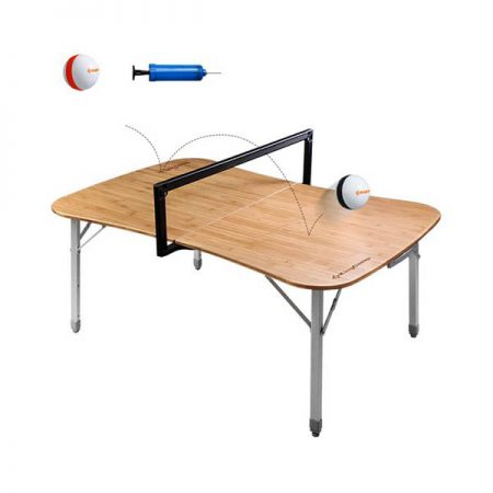 میز چند منظوره کینگ کمپ مدل KC1920